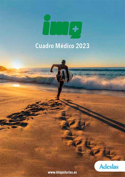 Cuadro médico Adeslas Asturias 2019
