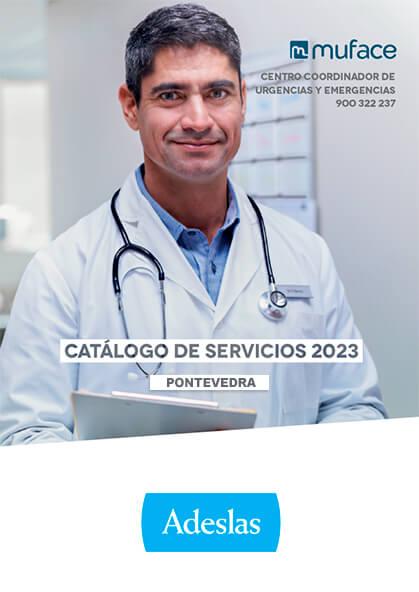 Cuadro médico Adeslas MUFACE Pontevedra 2020