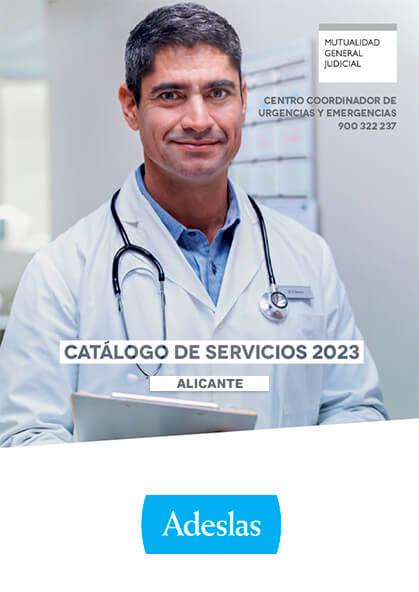 Cuadro médico Adeslas MUGEJU Alicante 2020