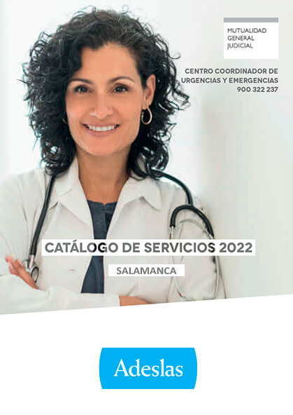 Cuadro Medico Adeslas Mugeju Salamanca