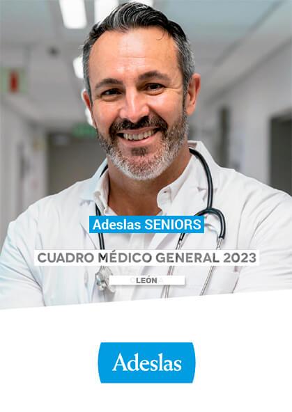 Cuadro médico Adeslas Seniors León 2020