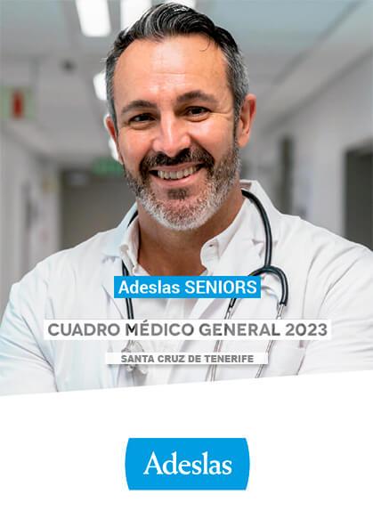 Cuadro médico Adeslas Seniors Santa Cruz de Tenerife 2020