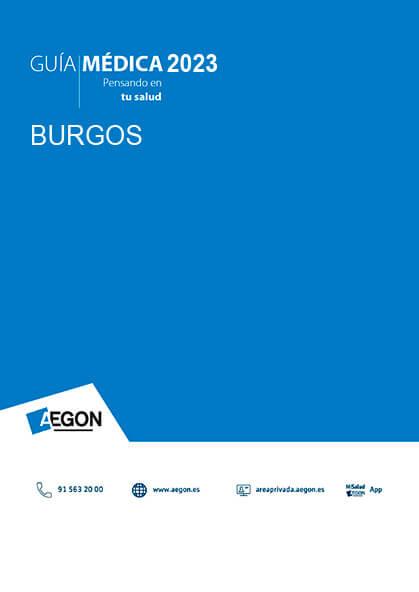 Cuadro médico Aegon Burgos 2020
