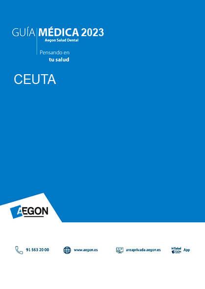 Cuadro médico Aegon Dental Ceuta 2019