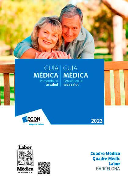 Cuadro médico Aegon Labor Médica 2019