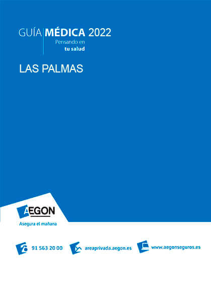 Cuadro médico Aegon Las Palmas 2020