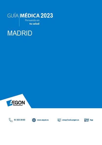 Cuadro médico Aegon Madrid 2020