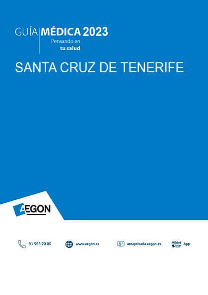 Cuadro médico Aegon Santa Cruz de Tenerife 2020