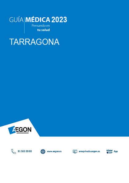 Cuadro médico Aegon Tarragona 2020