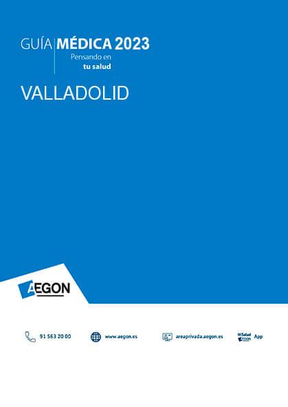 Cuadro médico Aegon Valladolid 2020