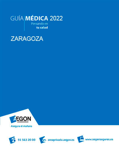 Cuadro médico Aegon Zaragoza 2020
