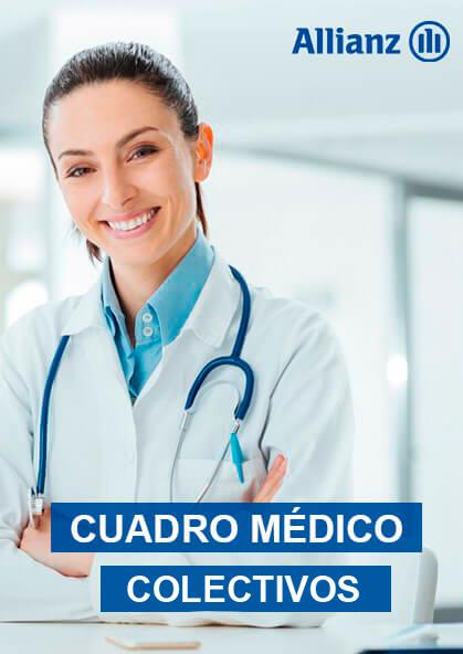 Cuadro Médico Allianz Accidentes Colectivos 2021