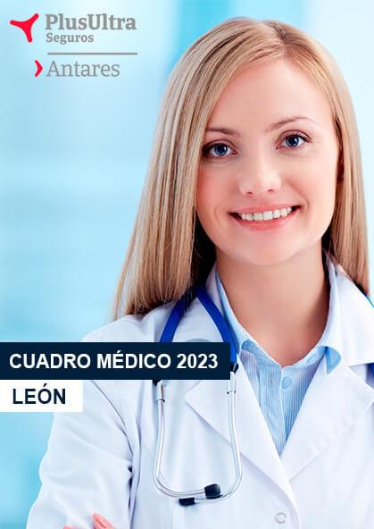 Cuadro médico Antares León 2019 / 2020