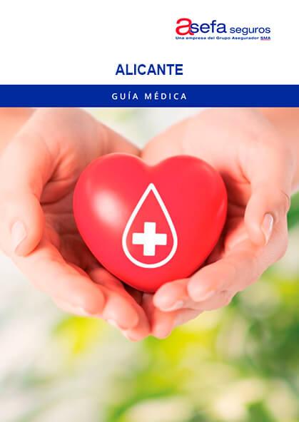 Cuadro médico Asefa Alicante 2019
