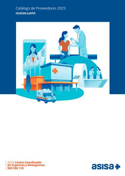 Cuadro médico Asisa Guadalajara 2020