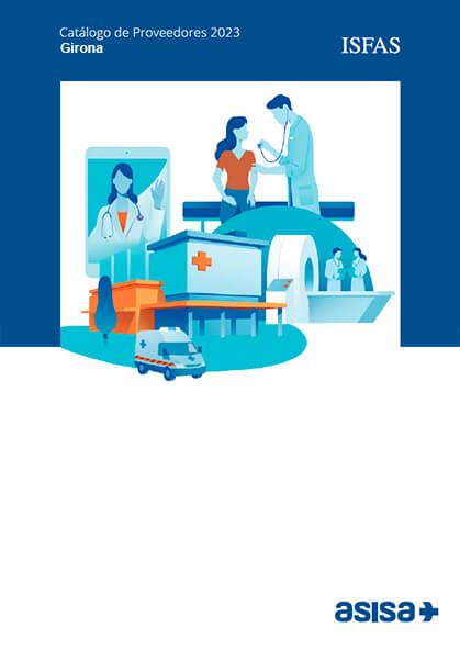 Cuadro médico Asisa ISFAS Girona 2019