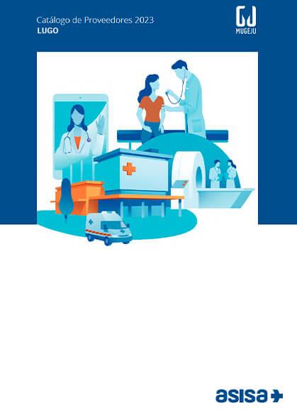 Cuadro médico Asisa MUGEJU Lugo 2019 / 2020