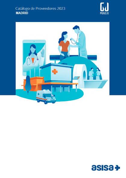 Cuadro médico Asisa MUGEJU Madrid 2019 / 2020