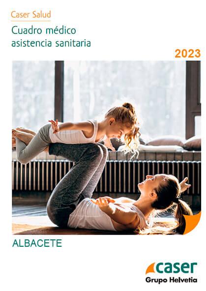 Cuadro médico Caser Albacete 2020