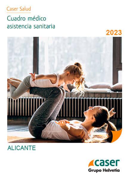 Cuadro médico Caser Alicante 2019 / 2020