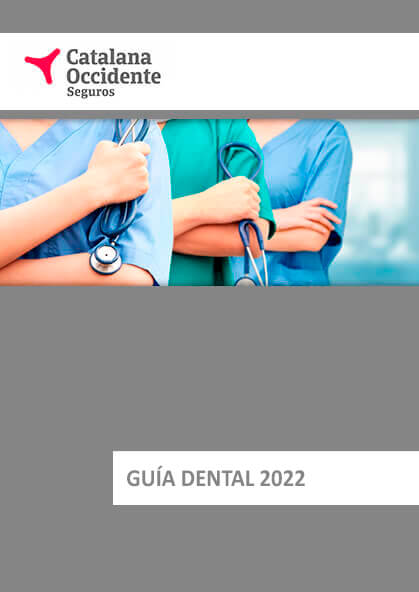 Cuadro médico Catalana Occidente Dental 2020