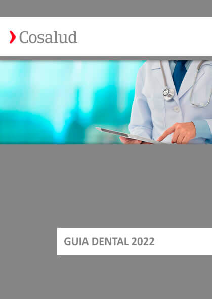 Cuadro médico Cosalud Dental 2020