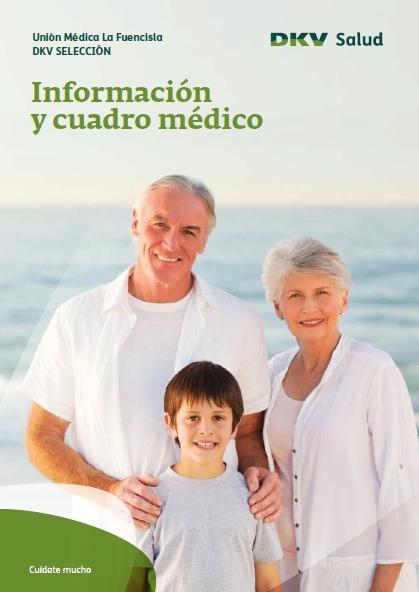 Cuadro médico DKV La Fuencisla Colectivo Selección León 2019 / 2020