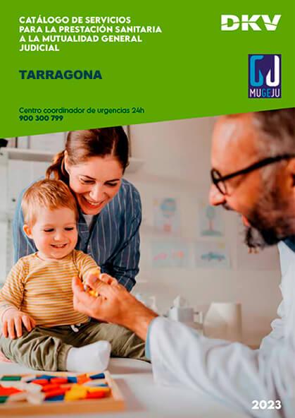 Cuadro médico DKV MUGEJU Tarragona 2019