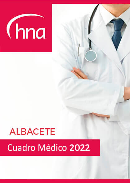 Cuadro médico HNA Albacete 2019