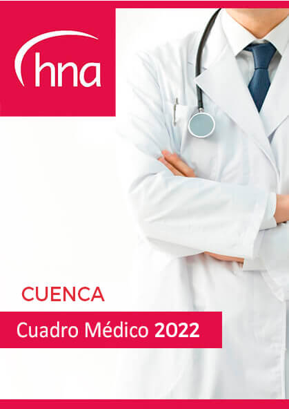 Cuadro médico HNA Cuenca 2019