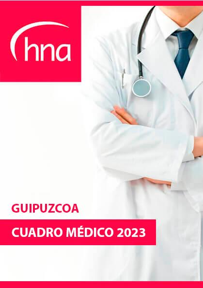 Cuadro médico HNA Guipúzcoa 2019