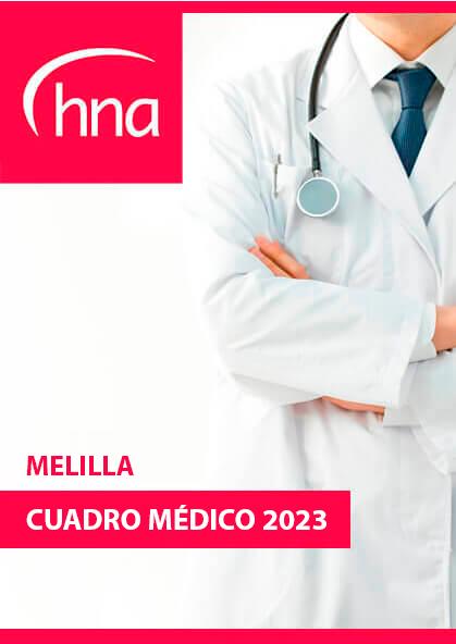 Cuadro médico HNA Melilla 2019
