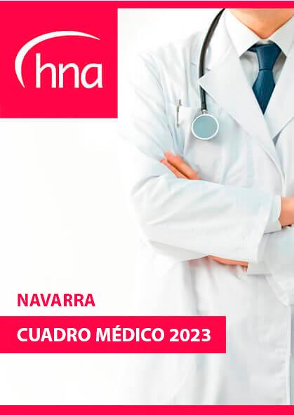 Cuadro médico HNA Navarra 2019