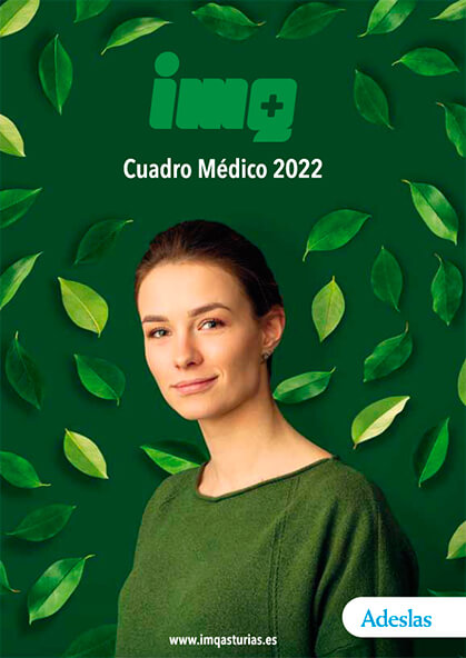 Cuadro médico Privado IMQ Asturias 2021