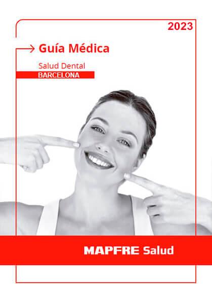 Cuadro médico Mapfre Dental Barcelona 2020 / 2021