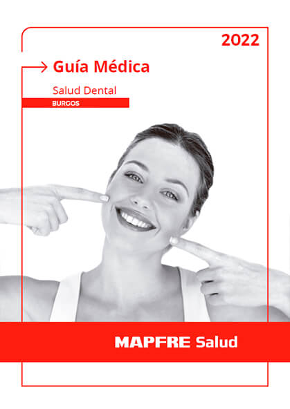 Cuadro médico Mapfre Dental Burgos 2020 / 2021