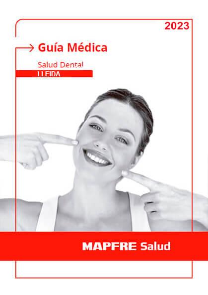 Cuadro médico Mapfre Dental Lleida 2020 / 2021