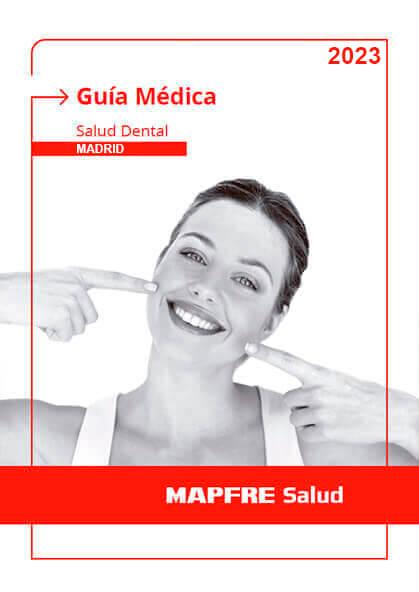Cuadro médico Mapfre Dental Madrid 2020 / 2021