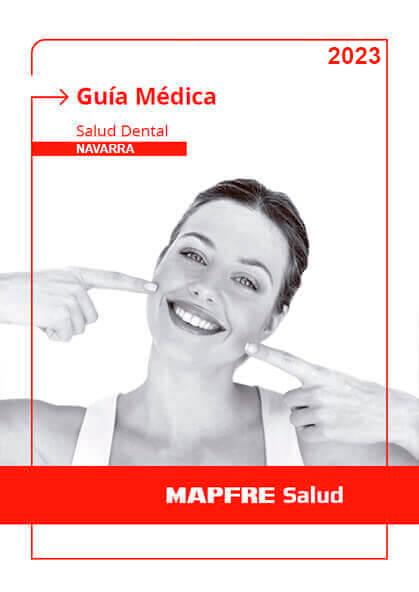 Cuadro médico Mapfre Dental Navarra 2020 / 2021