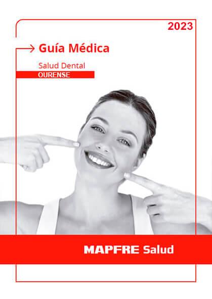 Cuadro médico Mapfre Dental Ourense 2020 / 2021