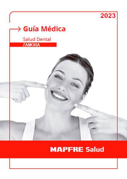 Cuadro médico Mapfre Dental Zamora 2020 / 2021