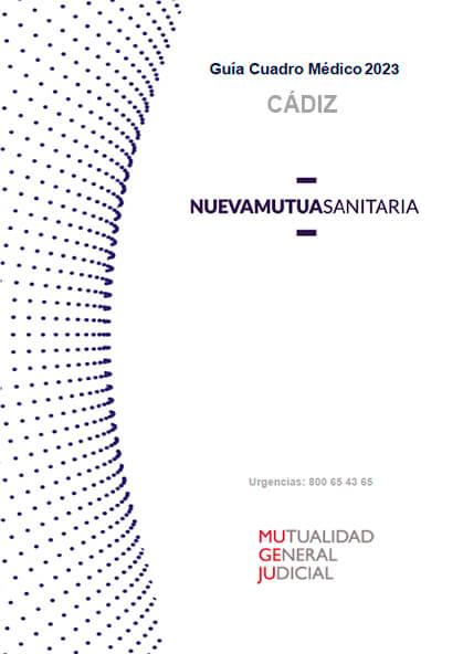 Cuadro médico Nueva Mutua Sanitaria (MUSA) MUGEJU Cádiz 2019 / 2020