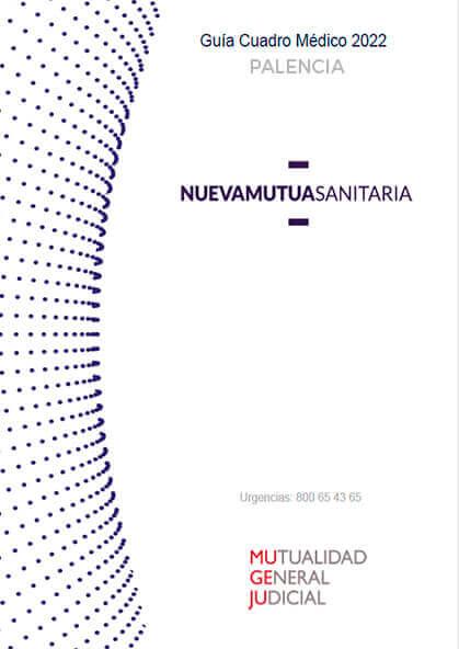 Cuadro médico Nueva Mutua Sanitaria (MUSA) MUGEJU Palencia 2021