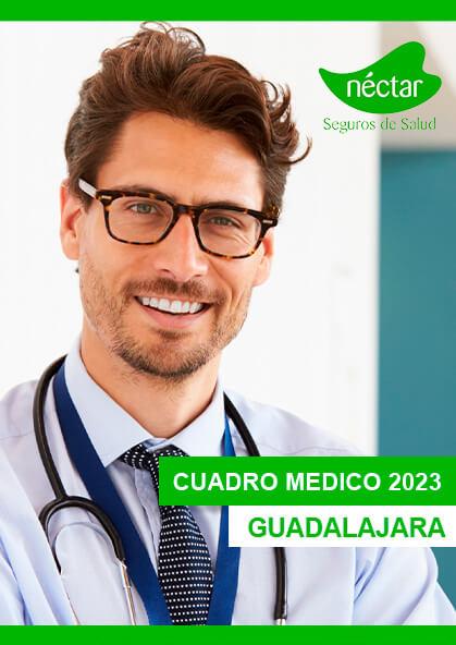 Cuadro médico Néctar Guadalajara 2019