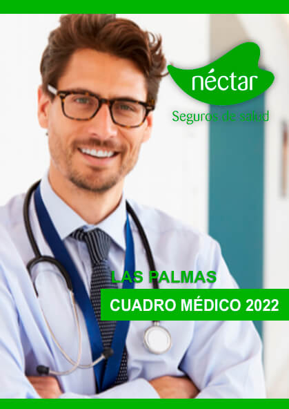 Cuadro médico Néctar Las Palmas 2019