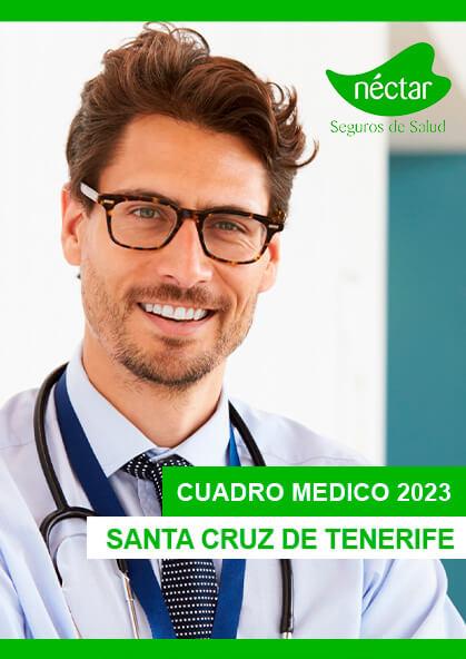 Cuadro médico Néctar Santa Cruz de Tenerife 2019