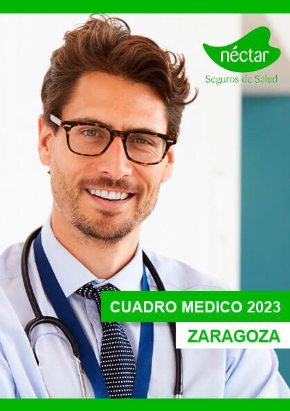 Cuadro médico Néctar Zaragoza 2019