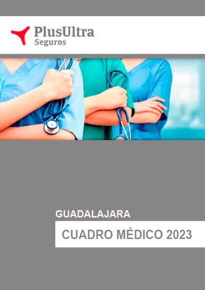 Cuadro médico Plus Ultra Guadalajara 2019