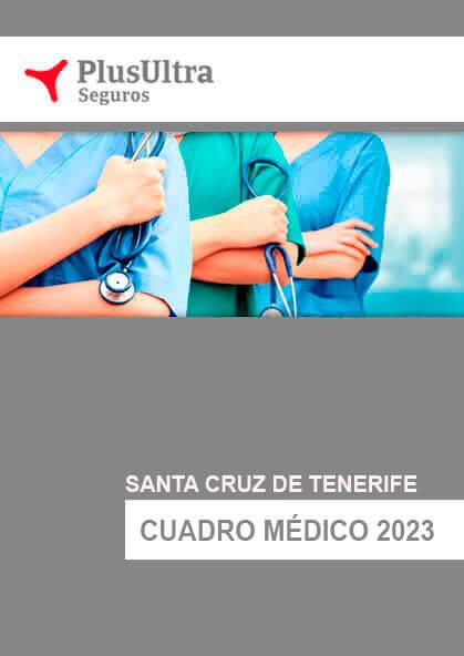 Cuadro médico Plus Ultra Santa Cruz de Tenerife 2021
