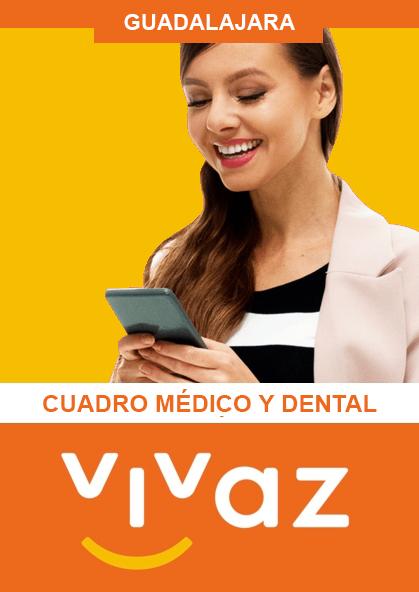 Cuadro médico Vivaz Guadalajara 2019